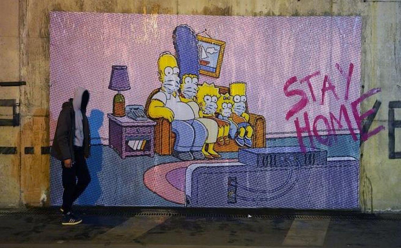 Simpsons Coronavirus Deutsch